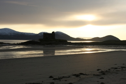 Ballinskelligs at Dusk (2)